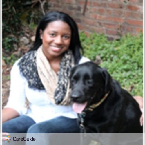 Pet Care Provider Yvette Gayle's Profile Picture