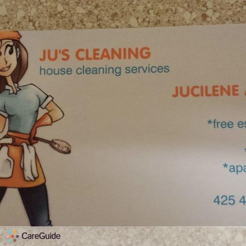 Housekeeper Provider Jucilene Alves's Profile Picture