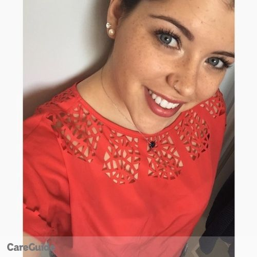Canadian Nanny Provider Kayleigh H's Profile Picture
