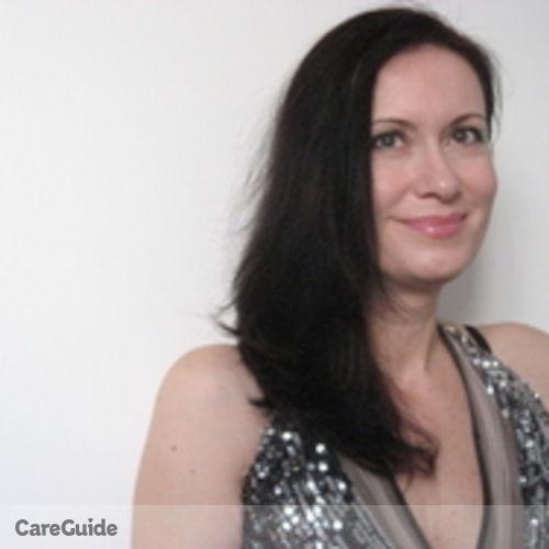 Canadian Nanny Provider Lenka Prochazkova's Profile Picture