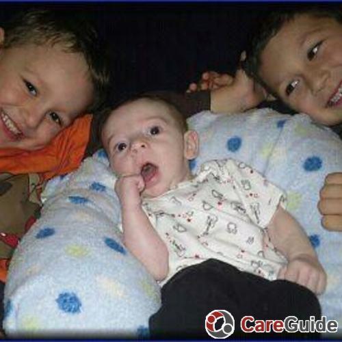 Child Care Job amanda newkirk's Profile Picture