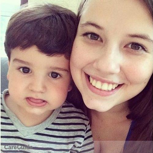 Canadian Nanny Provider Larissa F's Profile Picture