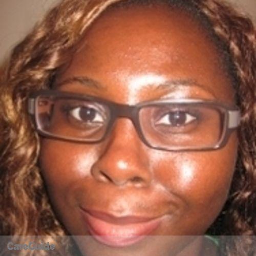 Canadian Nanny Provider Mayah Kamara's Profile Picture