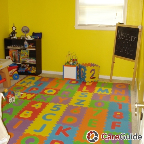 Daycare Provider in Middletown