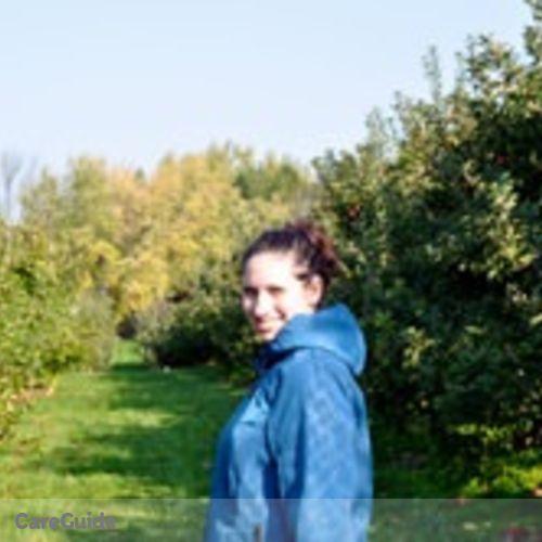 Canadian Nanny Provider Tamara E's Profile Picture