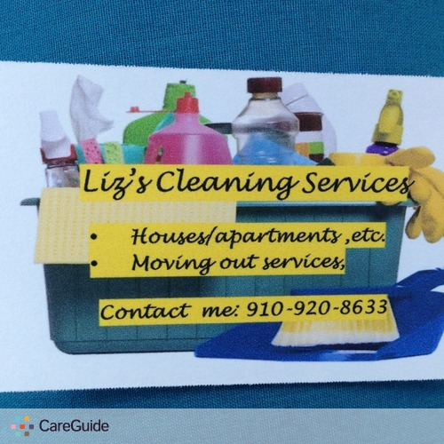 Housekeeper Provider Liz Ramos's Profile Picture