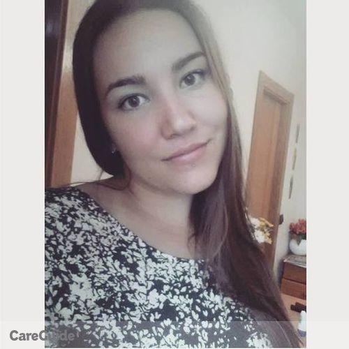 Canadian Nanny Provider Amanda S's Profile Picture