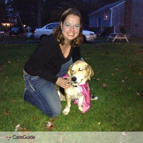 Pet Care Provider Lindsey Dutton's Profile Picture