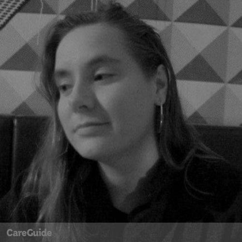 Canadian Nanny Provider Zoe Koke's Profile Picture