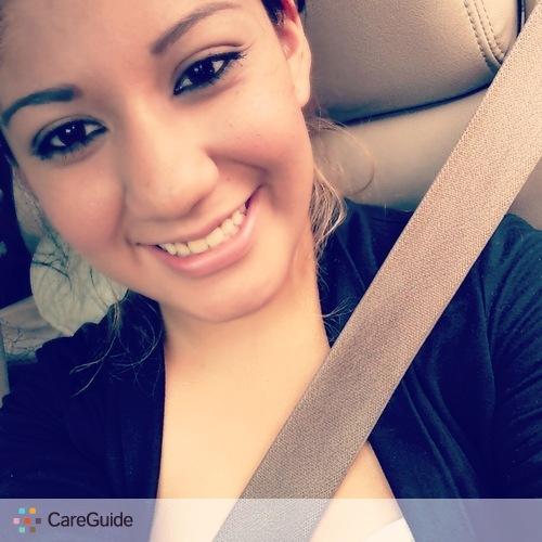 Child Care Provider Alondra G's Profile Picture