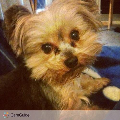 Pet Care Provider Siarra Gibson's Profile Picture