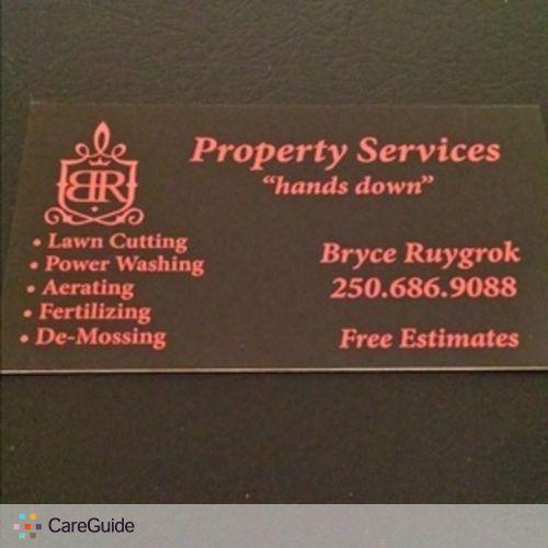 Landscaper Job Bryce R's Profile Picture
