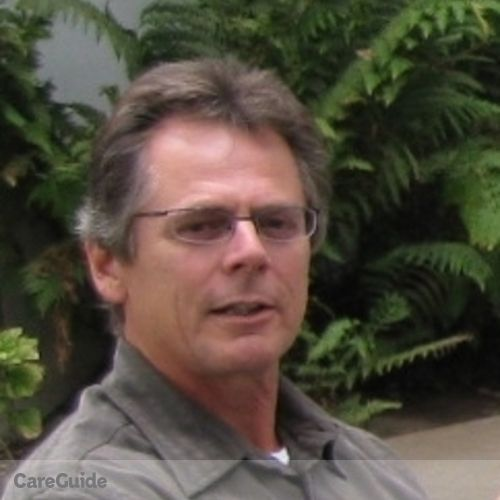 House Sitter Provider Hans Engel's Profile Picture