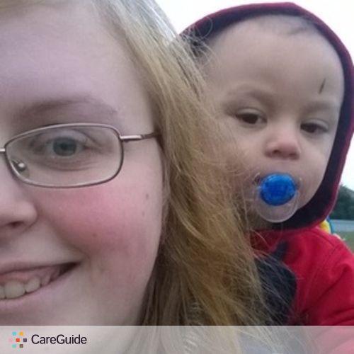 Child Care Job Darcie McQueary's Profile Picture