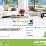 House Cleaning Company, House Sitter in Toronto