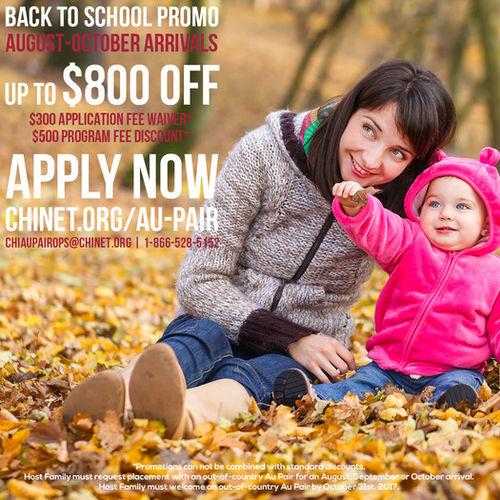 Child Care Provider Chi Au Pair RVA's Profile Picture