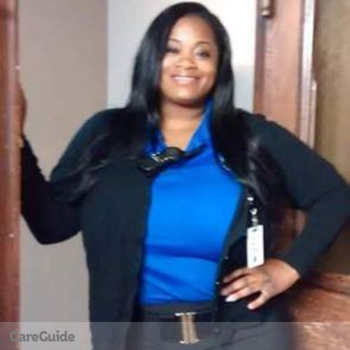 Housekeeper Provider Ebony Buckner's Profile Picture