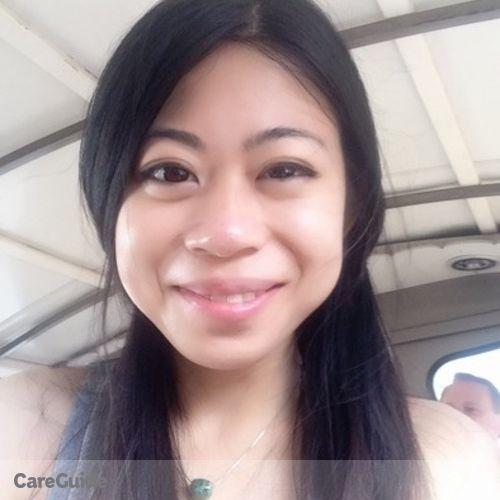 Pet Care Provider Yishi Ma's Profile Picture