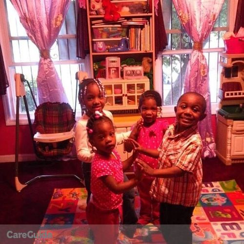 Child Care Provider Jermaine Ford's Profile Picture