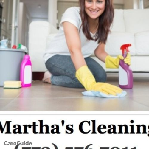 Housekeeper Provider Martha Chaudhry's Profile Picture
