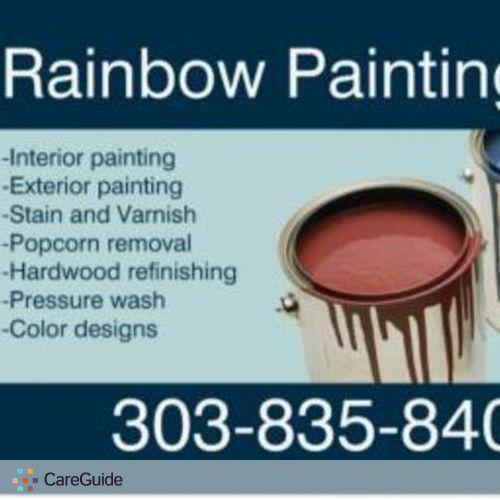 Painter Provider George Solorio's Profile Picture
