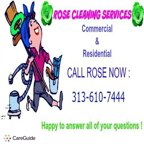 Housekeeper Provider Yassrine A's Profile Picture