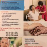 TCR HOMECARE Serving Kwartha and Northumberland