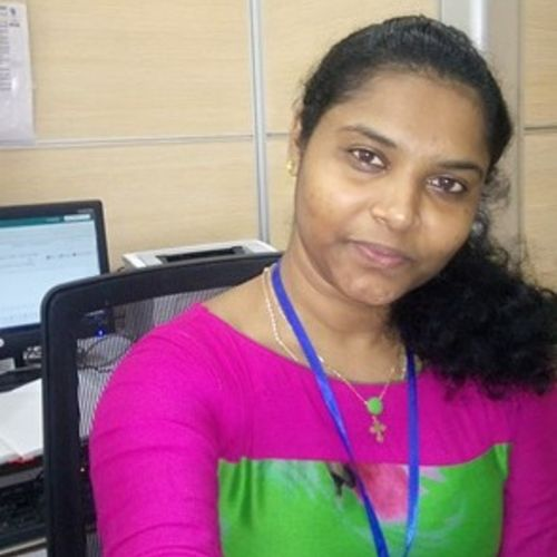 Elder Care Provider Manju mol M's Profile Picture
