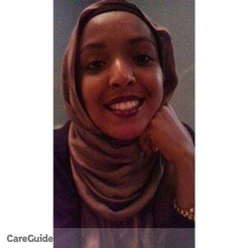 Canadian Nanny Provider Samira Ali's Profile Picture