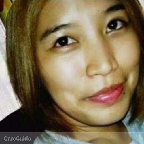 Canadian Nanny Provider Norie Anne M's Profile Picture