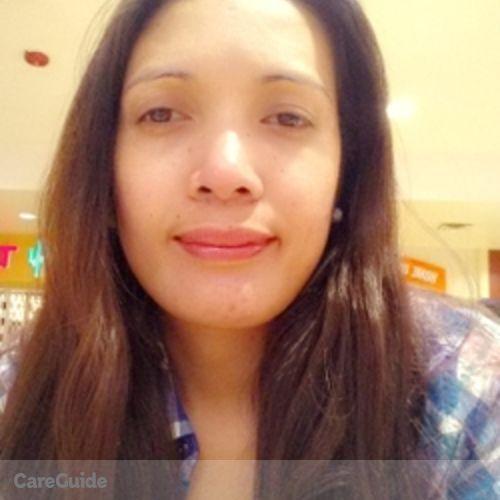 Canadian Nanny Provider Rochelle Hamor's Profile Picture