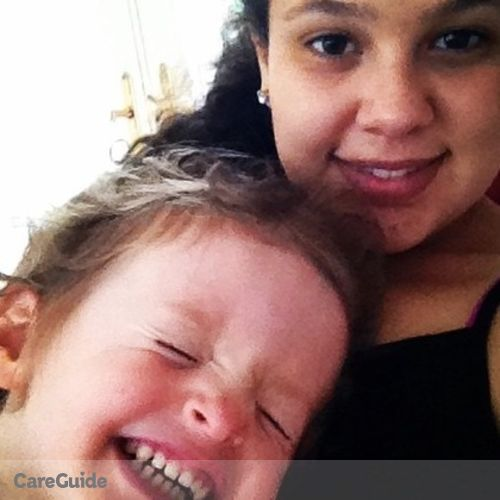 Canadian Nanny Provider Tálita Cadilhac's Profile Picture