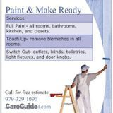 Painter in College Station