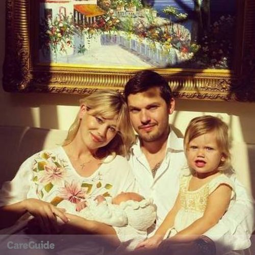 Canadian Nanny Job Halyna Aganov's Profile Picture
