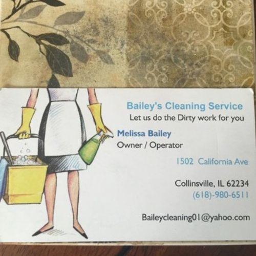 Housekeeper Provider Melissa Bailey Gallery Image 1
