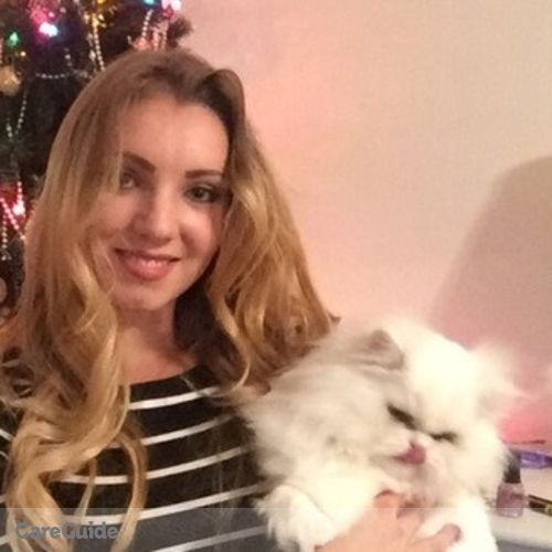 Child Care Provider Margarita Larionova's Profile Picture