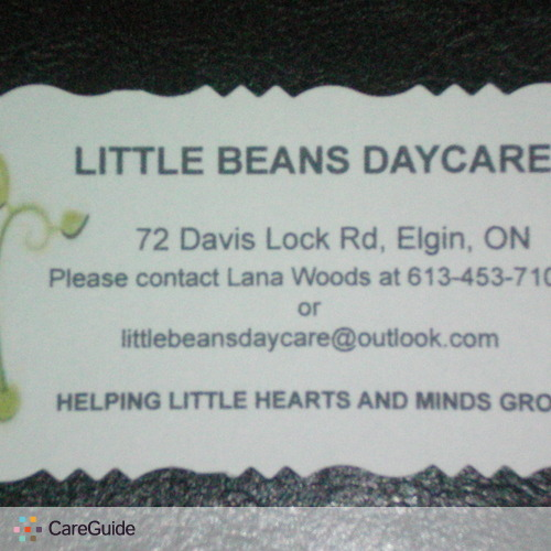 Child Care Provider Lana Woods's Profile Picture