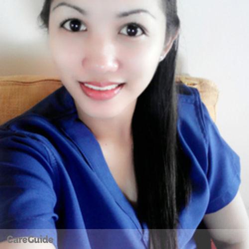 Canadian Nanny Provider Irene Mariño's Profile Picture