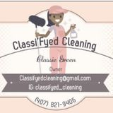 Im the owner of ClassiFyed Cleaning and my main focus is quality cleaning and to make sure my clients are satisfied 110%.