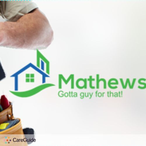 Handyman Provider Gerry Mathews's Profile Picture