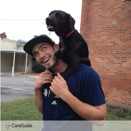Pet Care Provider Jordan H's Profile Picture