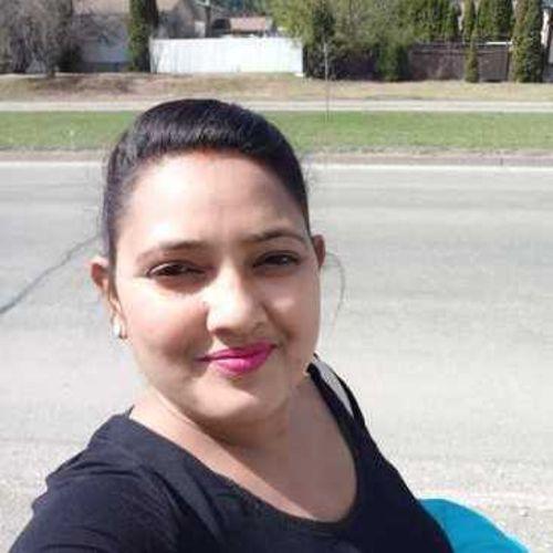 Canadian Nanny Provider Sheela K's Profile Picture