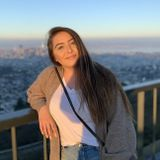 Maya Ortega, 19 year old college student back home for the summer.