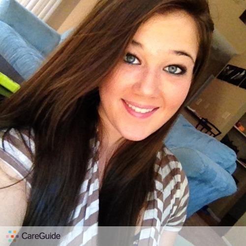 Child Care Provider Sarah W's Profile Picture