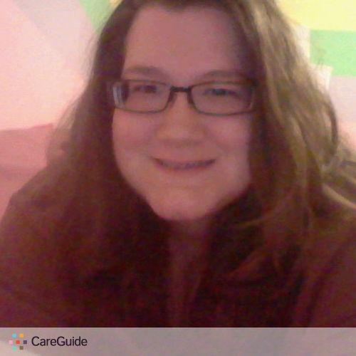 Child Care Provider Kristen Adair's Profile Picture