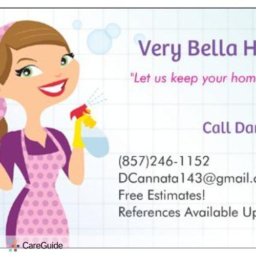 Housekeeper Provider Danielle Cannata's Profile Picture