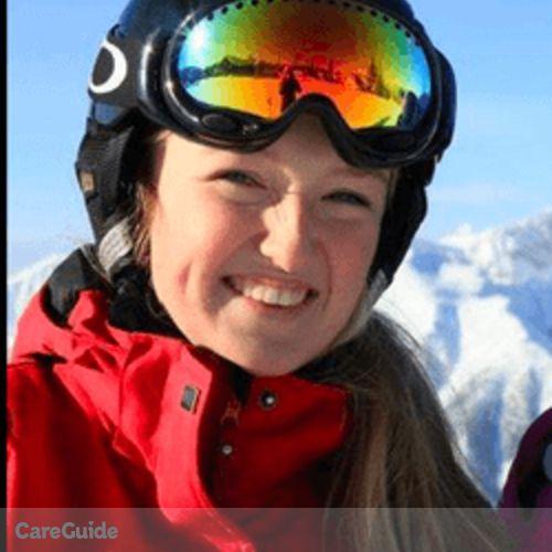 Canadian Nanny Provider Jane Churchill-Smith's Profile Picture