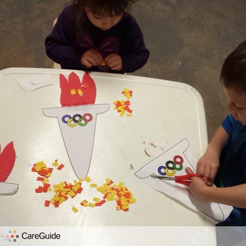 Child Care Job Erica Chavez's Profile Picture