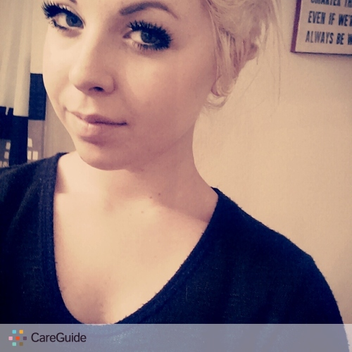 Pet Care Provider Alyssa Cooper's Profile Picture