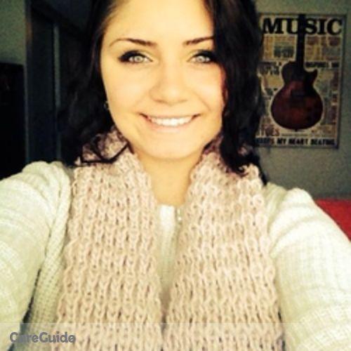 Canadian Nanny Provider Coralie Chunick's Profile Picture